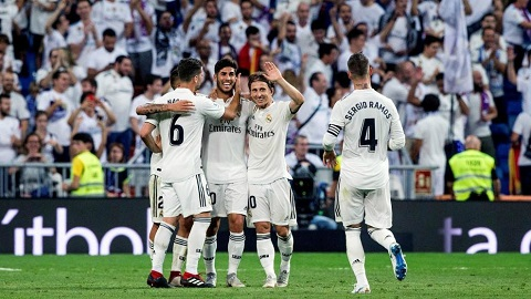 Real Madrid công bố danh sách số áo mùa giải mới
