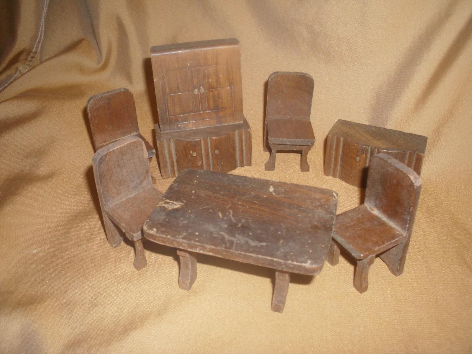 Tulsa Tiny Stuff Donna Lee Doll House Furniture