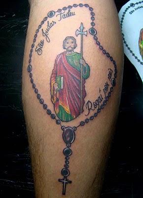 Brevirio tatuagens de so judas tanta a f em so judas que e nas ocasies em que toda a esperana humana parecia perdida altavistaventures Image collections
