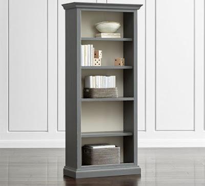 Open Back Shelves Bookcases