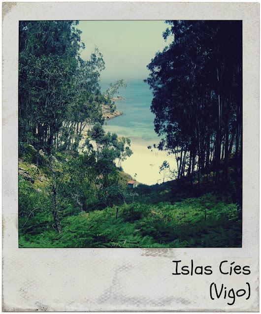 Visitar las Islas Cíes en Galicia