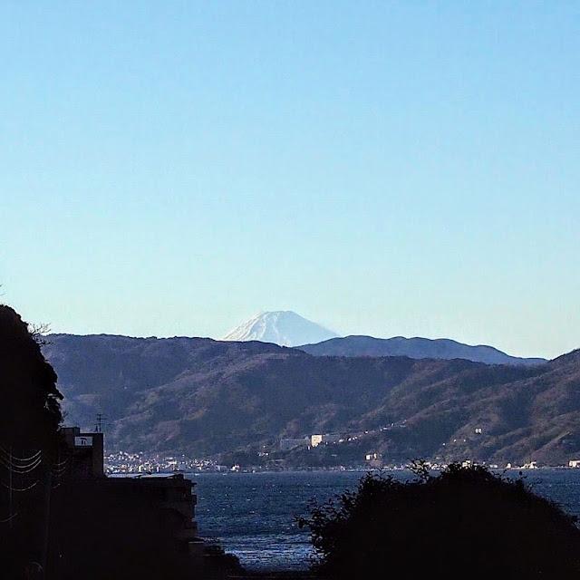 汐吹公園 富士山