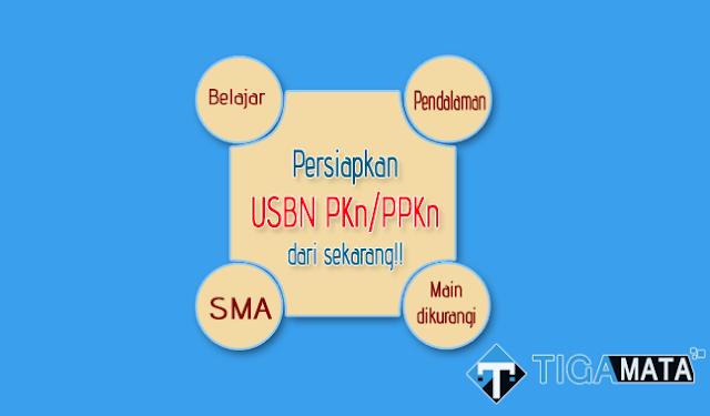Prediksi Soal USBN PKn/PPKn SMA 2019 dan Kunci Jawaban