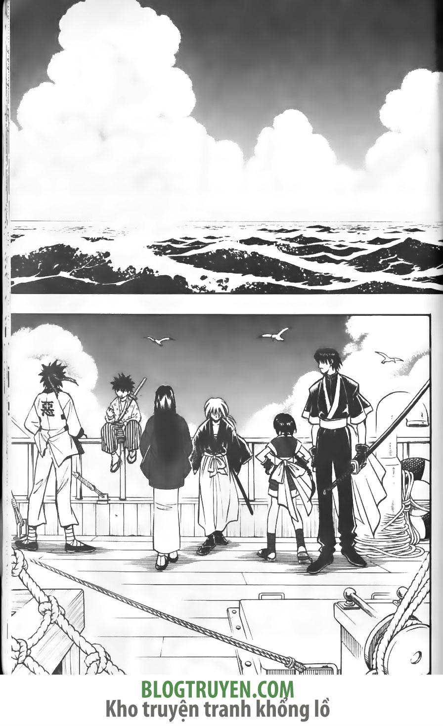 Rurouni Kenshin chap 236 trang 7
