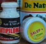Image Keguanaan Salep Antipiloma