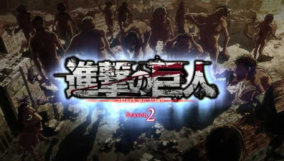 Shingeki no Kyojin 2 BD Episode 1 - 12 Subtitle Indonesia Batch
