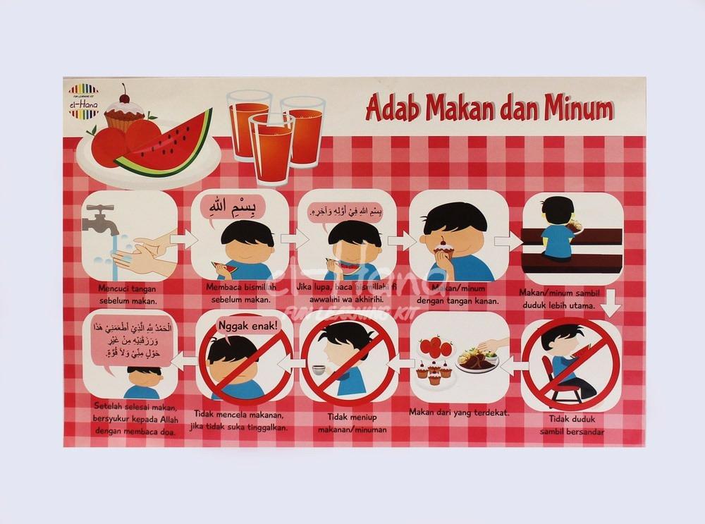 Poster Anak Islami  Rockville Iwamura