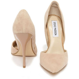 nude heels for petite girls