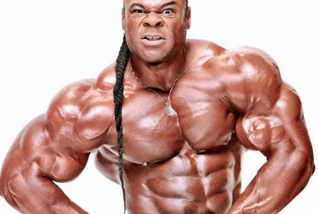 Top 5 World's Biggest Bodybuilder Kai Greene