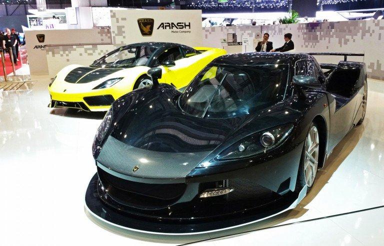 Mãn nhãn với dàn siêu xe hội tụ tại Geneva Motor Show 2016