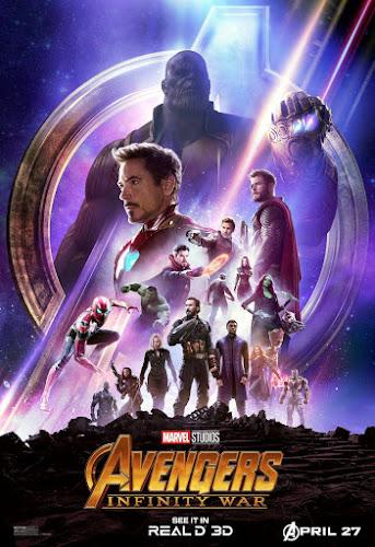 Avengers: Infinity War (BRRip 1080p Dual Latino / Ingles) (2018)