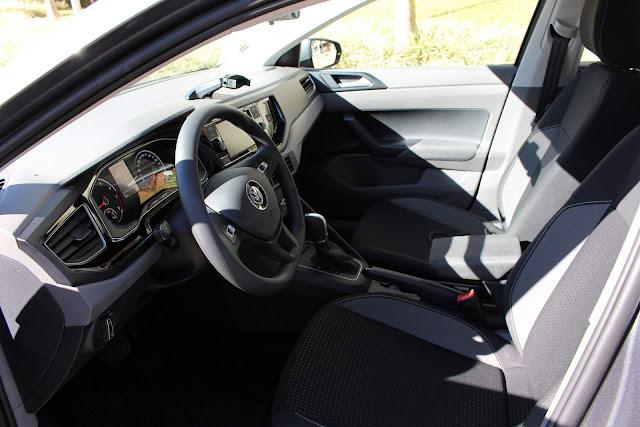 VW Virtus Automático disponível na Localiza para locação