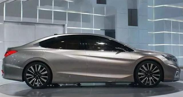 2020 Honda Accord specs