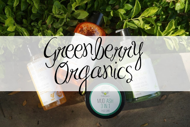 Greenberry Organics (Vegan and Natural Products)