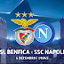 Benfica x Napoli (6/12/2016) - Horário, Prognóstico e TV (Champions League)