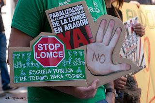 El Congreso español aprueba la paralización de la LOMCE
