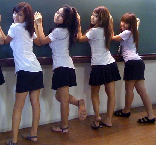 las chicas mas putas de internet escuela secundaria