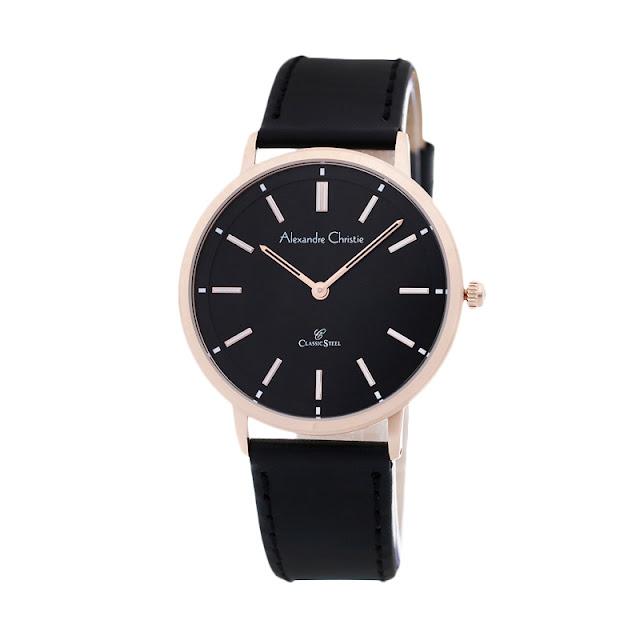 Model jam tangan Alexandre Christie pria dan wanita