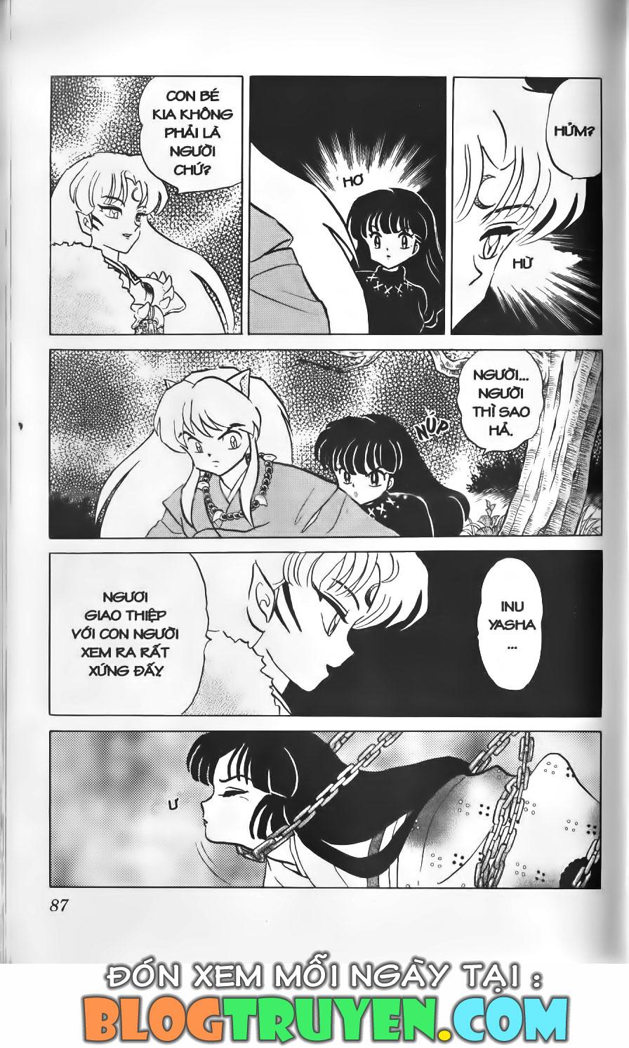 Inuyasha vol 02.5 trang 8