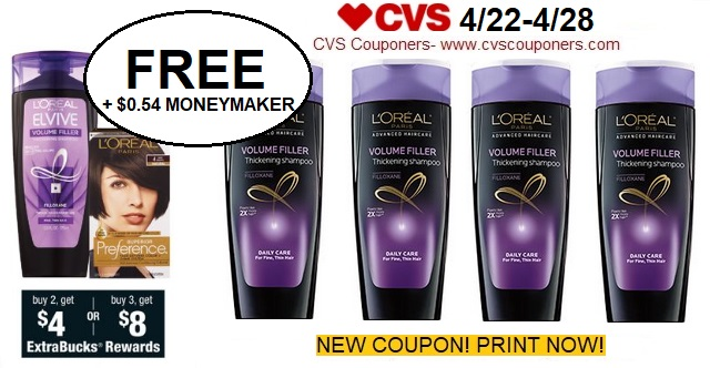 http://www.cvscouponers.com/2018/04/free-054-moneymaker-for-loreal-elvive.html