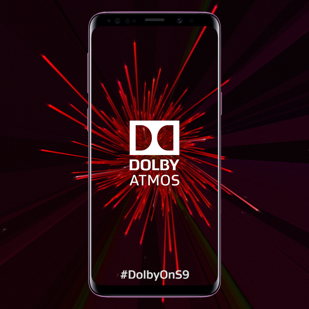 Image result for s9+ dolby atmos