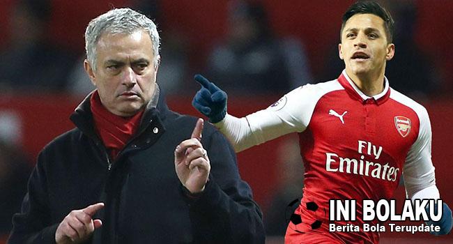 Mourinho Ungkap Mengapa Ia Begitu Menginginkan Sanchez?