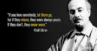 Kahlil Gibran Quotes in English 2022