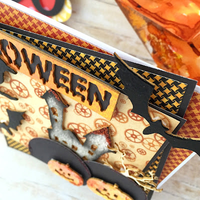 chipboards halloween