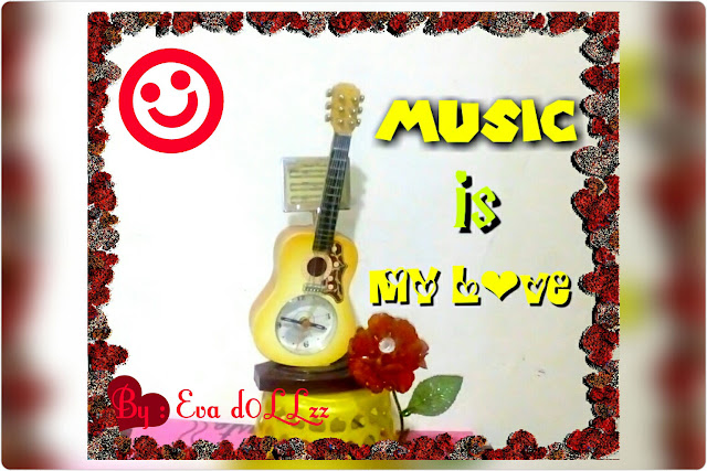 Music is My Love. Berkreasi Positif Itu Tidak Sulit - Asalkan Tulus, Pasti Maknyus