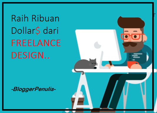 Keren.. Pria Ini Raih Ribuan Dollar Per Bulan dari 'Freelance' Design