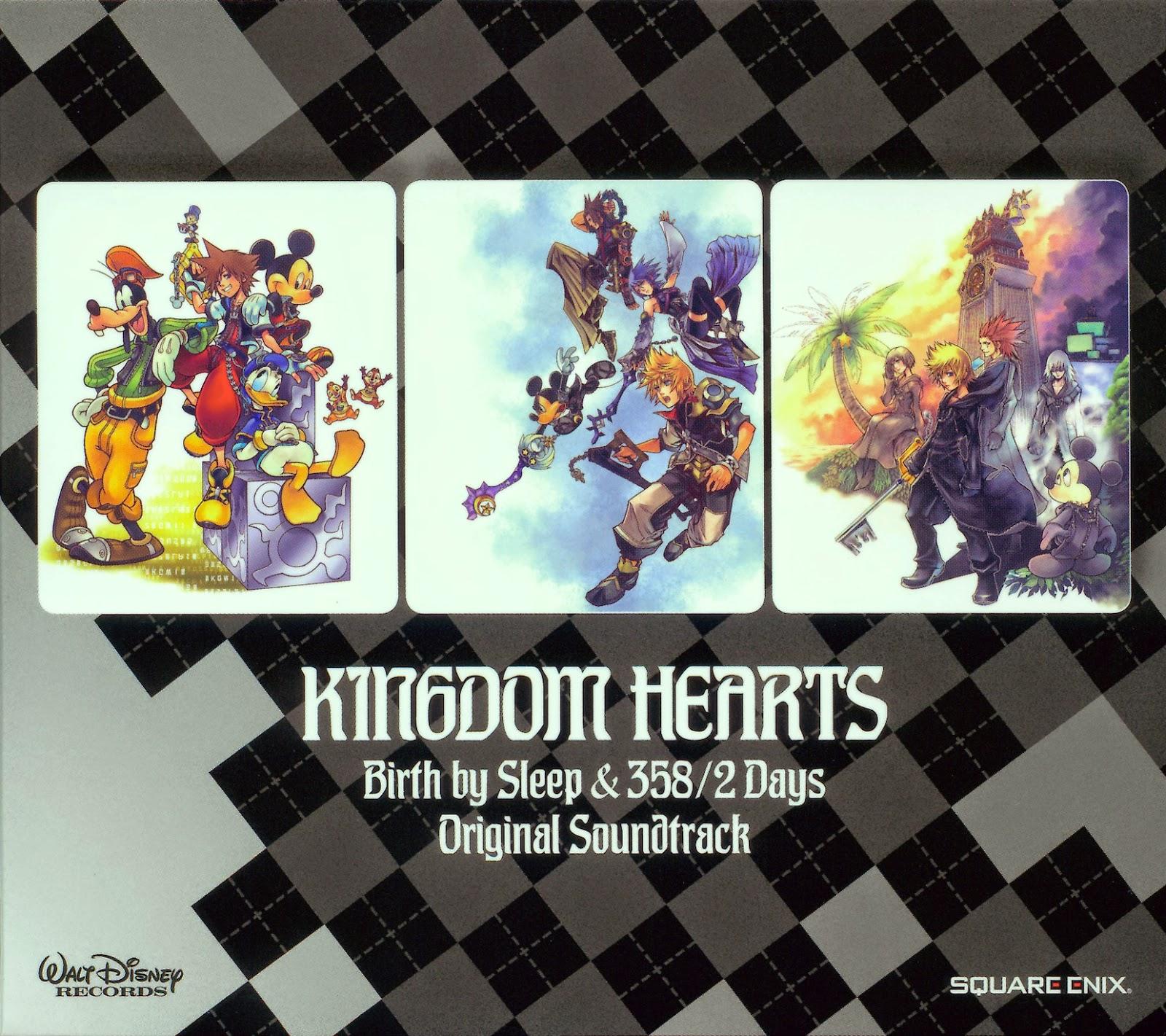 Five Piece Of Pie Ost Kingdom Hearts Birth By Sleep 358 2 Days
