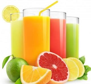 resep langkah cara membuat air gula untuk jus buah enak