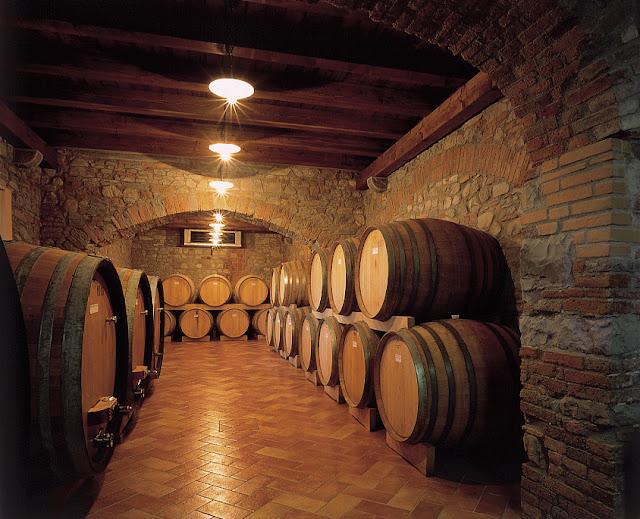 cantina at Azienda Agricola Grillo