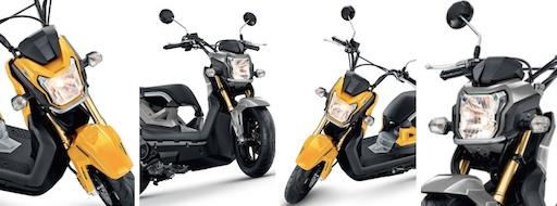 Honda Gen S Motorcycles