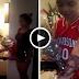 Jelai Andres Throws Flowers To Jon Gutierrez' Face