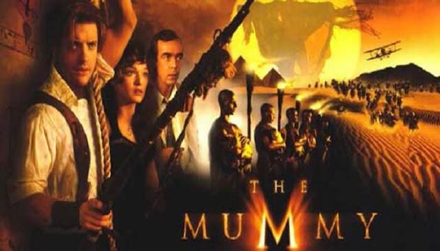 Yabancı Filmler İzle - Mumya - Kurgu Gücü