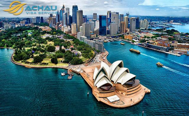 Tìm hiểu kinh nghiệm xin visa du lịch Úc