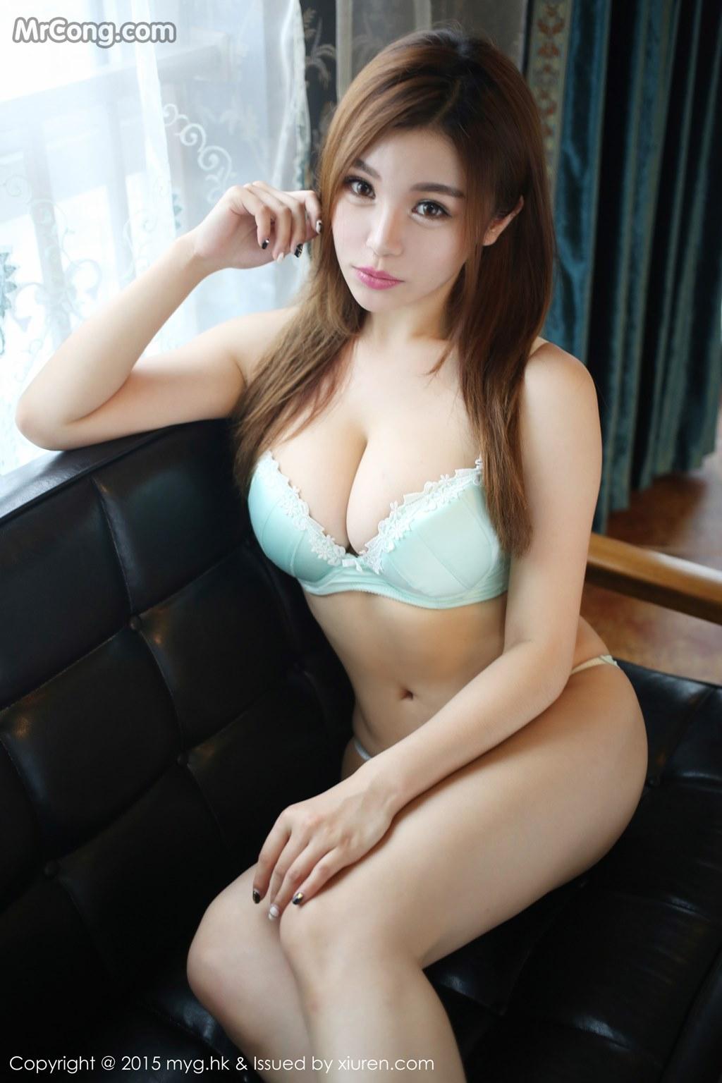 MyGirl Vol.134: Model Liu Ya Xi (刘娅希) (67P)
