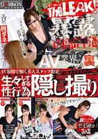 ARLE-006 AV現場で働く美人スタッフ限定生々しすぎる性行為隠し撮り 巨乳メイクスタッフ編