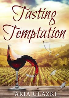 Cover for Tasting Temptation by Aria Glazki
