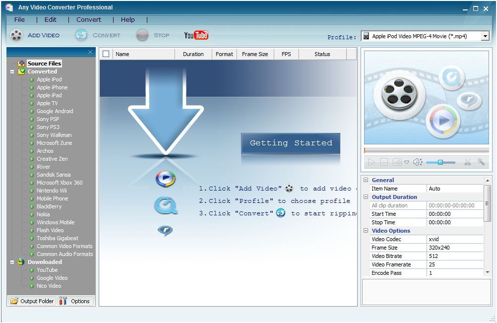 Any Video Converter 6 2 9 key