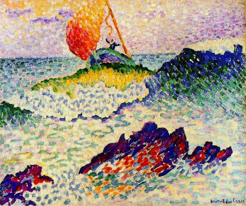 El naufragi (Henri-Edmond Cross)