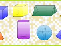 Soal UH Baru Matematika Kelas 5 Semester 2 Bab Bangun Datar dan Bangun Ruang