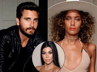 Scott Disick kisses model and Kourtney Kardashian reaction