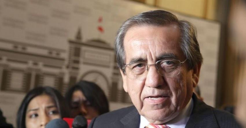 Fiscalía de la Nación abre investigación contra Jorge Del Castillo por pago irregular de exasesora