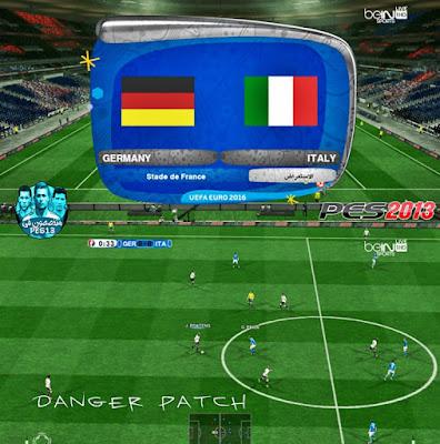 PES 2013 Danger Patch