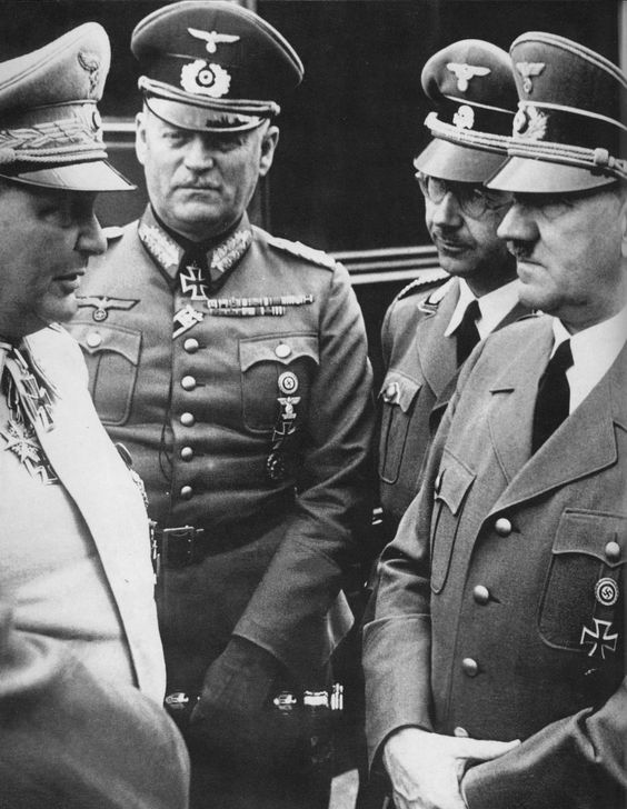 20 July 1944 Bomb plot worldwartwo.filminspector.com Hitler Goering Himmler Keitel
