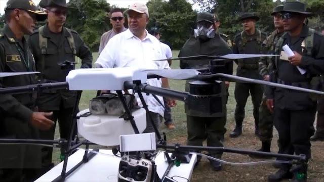 Alerta en Ecuador por fumigaciones con glifosato en Colombia