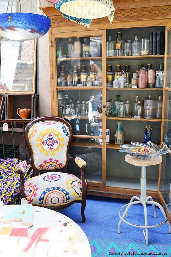 Ideas para tapizar nuestros muebles