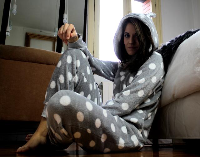 Hoy os espero en pijama...